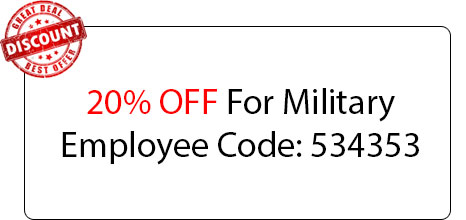 Military Employee 20% OFF - Locksmith at Claremont, CA - Claremont Ca Locksmith